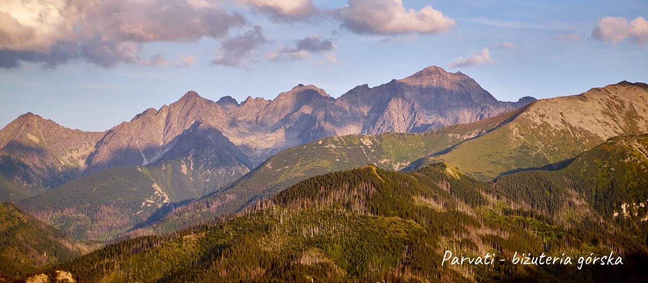 Widokowe miejsca w Tatrach